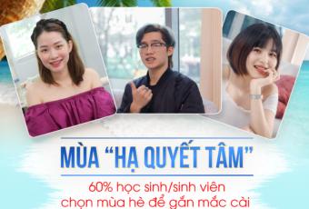 Thời điểm Niềng răng lý tưởng cho Học sinh, Sinh viên